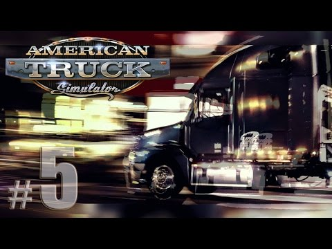 "American Truck Simulator [MP] #05 ""Hello, I'm Bababunka!"""