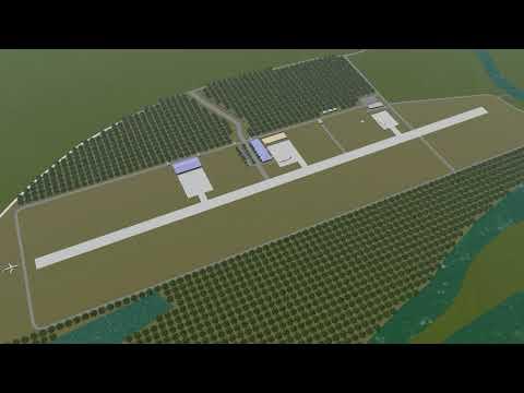 Site Plan Bandara
