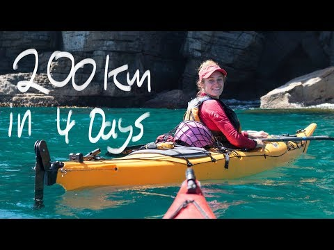 Kayaking From Sydney To Jervis Bay