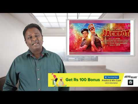 JACKPOT Review - Jothika, Revathi - Tamil Talkies
