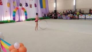 МОЯ ГИМНАСТИКА Соревнования по ХУДОЖЕСТВЕННОЙ ГИМНАСТИКЕ выступление Канал для детей
