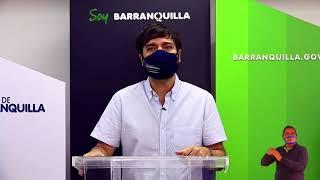 Medidas que regirán durante la segunda mitad de julio en Barranquilla