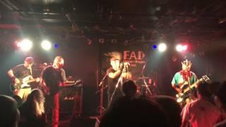 PUNK NINJA BRIGADE - Be somebody (2016.06.19@横浜F.A.D)