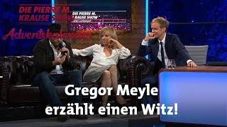 Türchen Nr. 4 Gregor Meyle erzählt eine Witz!