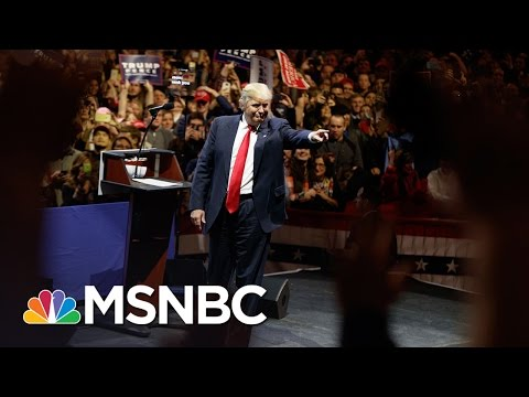 Donald Trump: President And Executive Producer | MSNBC
