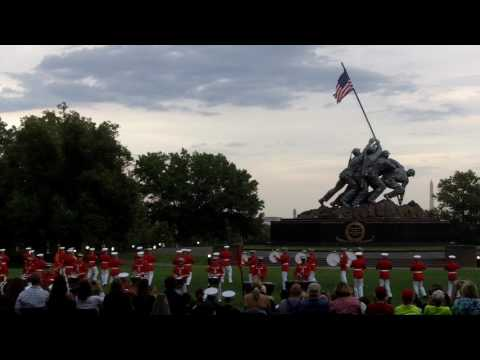 On the Waterfront--U.S. Marine Drum and Bugle Corps