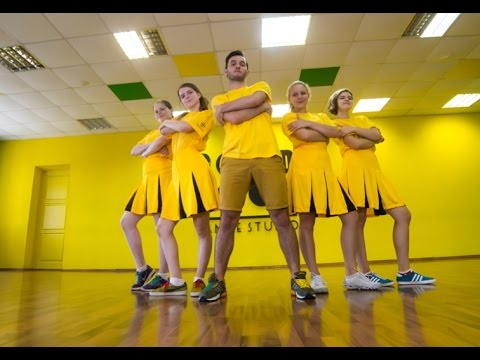 FlashMob 300 танцевальных движений | Major Lazer Feat. MØ & DJ Snake  -  Lean On