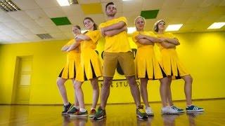 FlashMob 300 танцевальных движений | Major Lazer Feat. MØ & DJ Snake  -  Lean On | Good Foot Dance