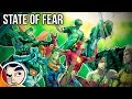 "Justice League ""State of Fear, Flash Dating Green Lantern?"" - Rebirth Complete Story"