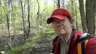Old Connecticut Path: Waters Farm & Manchaug Pond -- West Sutton, MA
