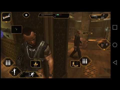Deus Ex The Fall part 2 game play |