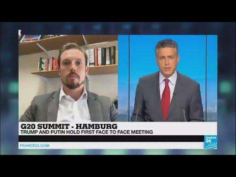 """G20: """"It's a gloomy summit"""""""