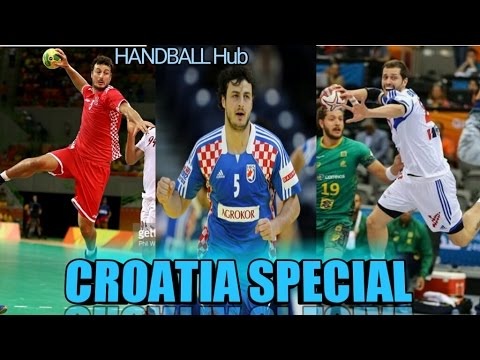 CROATIA HANDBALL•BEST OF HANDBALL GOALS