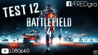 Battlefield 4 | TEST #12 [1080p60] (I5 6500 3.2 GHz, GTX 970 Zotac, Hyper X 16Gb DDR4)