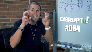 """The Myth of """"Free and Cheap"""" and How It's Killing Your Marketing   DISRUPTu! 064"""