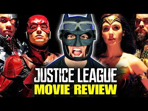 Thumbnail: JUSTICE LEAGUE - Movie Review