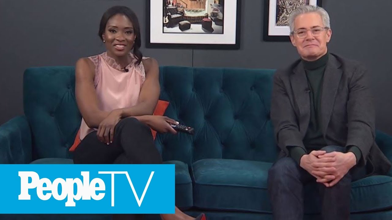 Kyle MacLachlan On 'Dougie's' Sex Scene In 'Twin Peaks' | PeopleTV