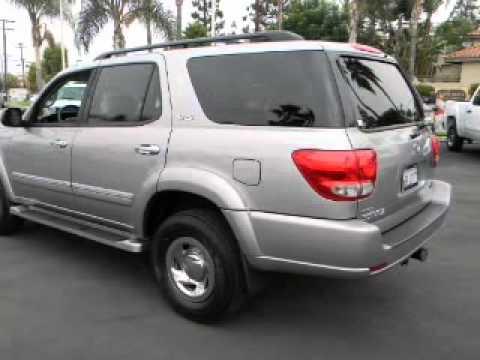 2007 Toyota Sequoia   Buena Park CA