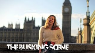 Maria Gray - Fly Back Home // The Busking Scene