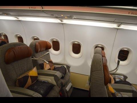 Etihad EY249 | Business Class | Trivandrum to Abu Dhabi