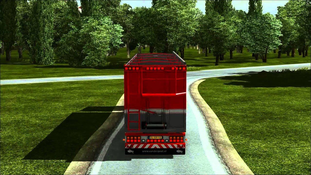 Scania R730 Verbeek Trailer Ets2 Doovi