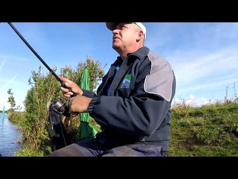 Fishing The River Bure At St Benets Abbey