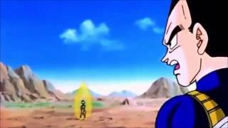 Awesome speech of Vegeta