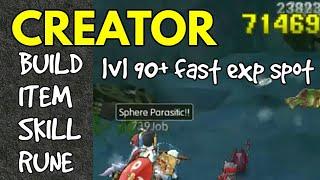 ดาวน์โหลดเพลง Creator Sphere Parasitic Build! Lvl 90+ Levelling หรือ