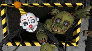 [SFM FNAF] FNAF Dare Animation: Boop (Five Nights at Freddy's Animation)