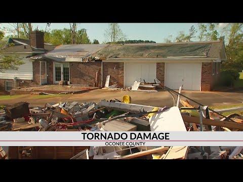 Tornado In Seneca Uproots Families