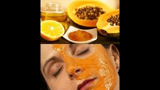 Benefits of papaya on the skin