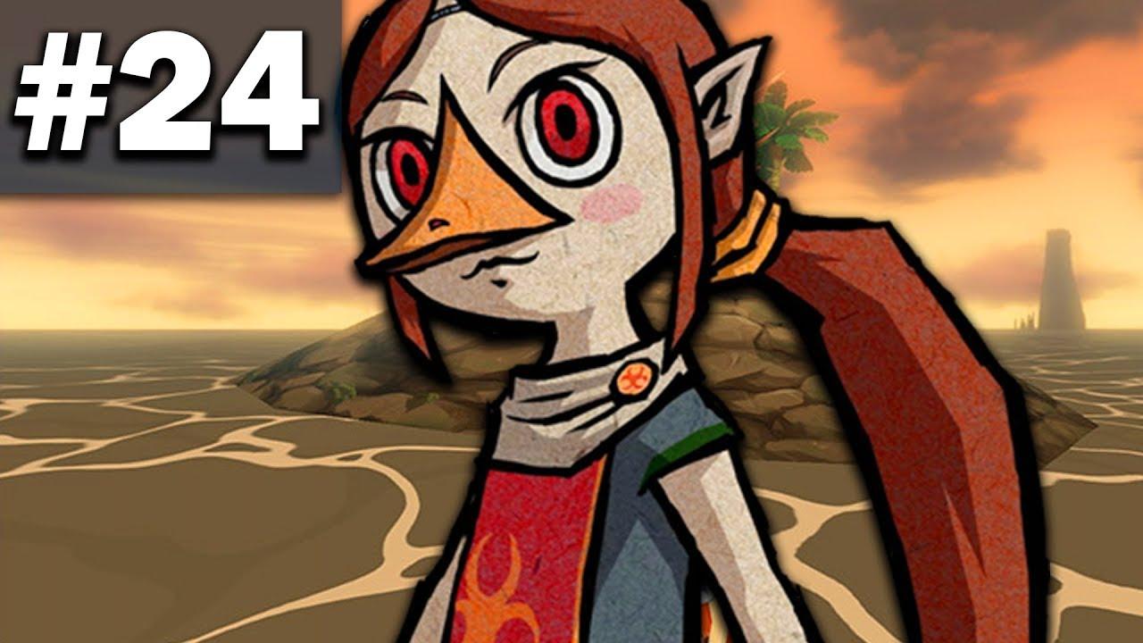 Zelda: Wind Waker Randomizer - Part 24 (Savage Labyrinth