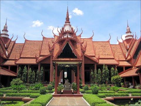 Cambodia Travel - National Museum of Cambodia