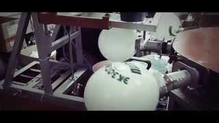 Печать на шарах Printing in balloons(Это видео создано с помощью видеоредактора YouTube (http://www.youtube.com/editor), 2014-08-27T10:20:59.000Z)