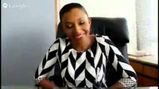 Mme Isabelle Moreno , initiatrice du Moreno`s fashion en direct sur Abidjan.net