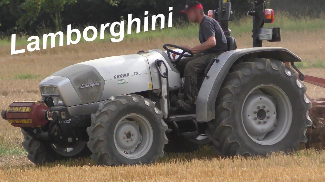 lamborghini crono 75 traktor supertraktor in aktion. Black Bedroom Furniture Sets. Home Design Ideas