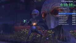 XCOM: Enemy Unknown in 54:57 [Former WR]