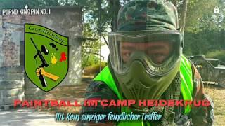 ★ Paintball im Camp Heidekrug (Hit-Kein einziger feindlicher Treffer)