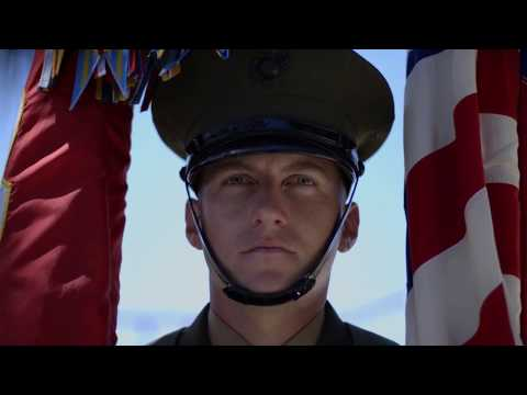 5th Marine Regiment Centennial Ceremony
