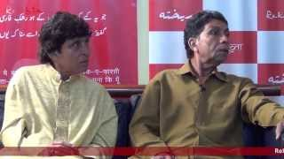 Ahmad Hussain, Mohammad Hussain Interview at Rekhta Studio Part-1