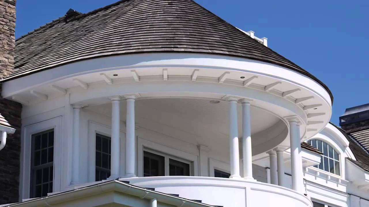 PVC Beadboard for Porches and Ceilings from AZEK