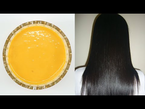 Get Rid of Dull, Lifeless & Frizzy Hair in 30 Minutes | One Secret Remedy