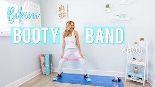 Resistance Band BIKINI BOOTY Workout