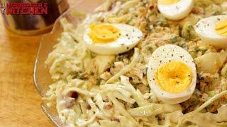 Tuna Salad | Keto Recipes | Headbanger's Kitchen