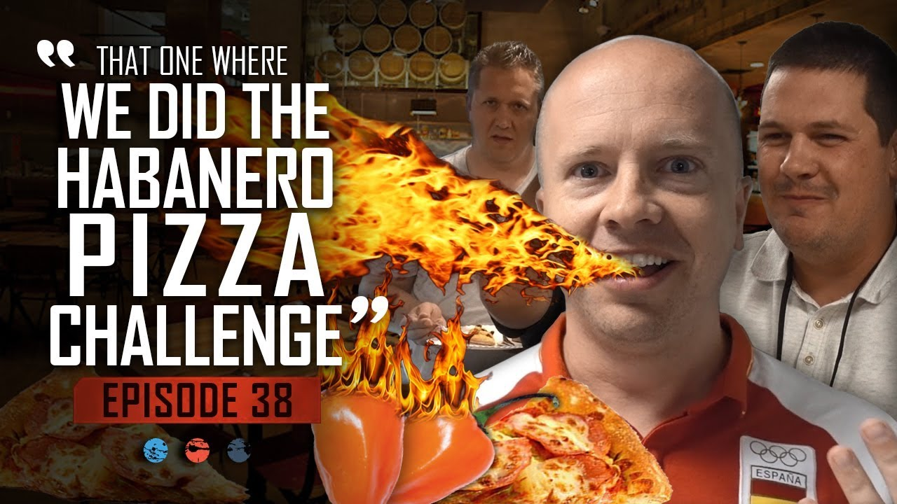 That one where we did the Habanero Pizza Challenge... Funnel Hacker TV Episode 38