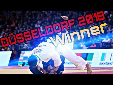 Shohei Ono - WINNER OF GRAND SLAM 2018 IN DUSSELDORF