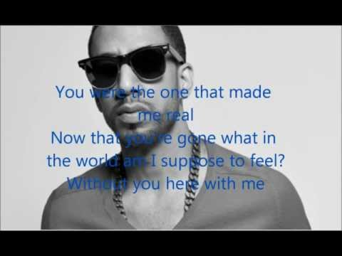 Ryan Leslie - How It Was Supposed To Be Lyrics