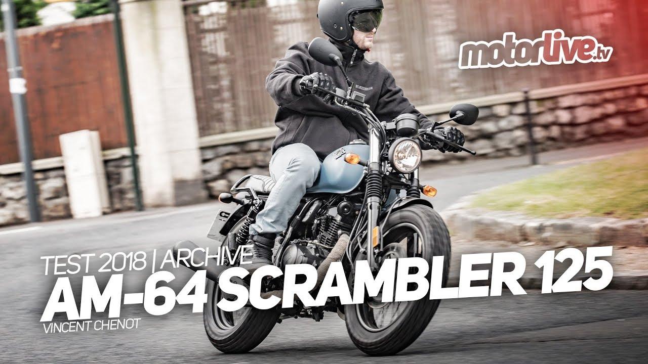 Archive Scrambler 125 Test 2018