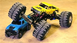 RC ADVENTURES - Built: 1/4 Scale 4x4 Killer Krawler 2 FiNALE!  New Years Eve 2016 Special