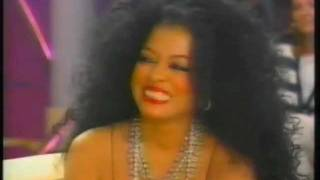 Diana Ross Interview  1999_Part 3 / 3  (with Brandy)